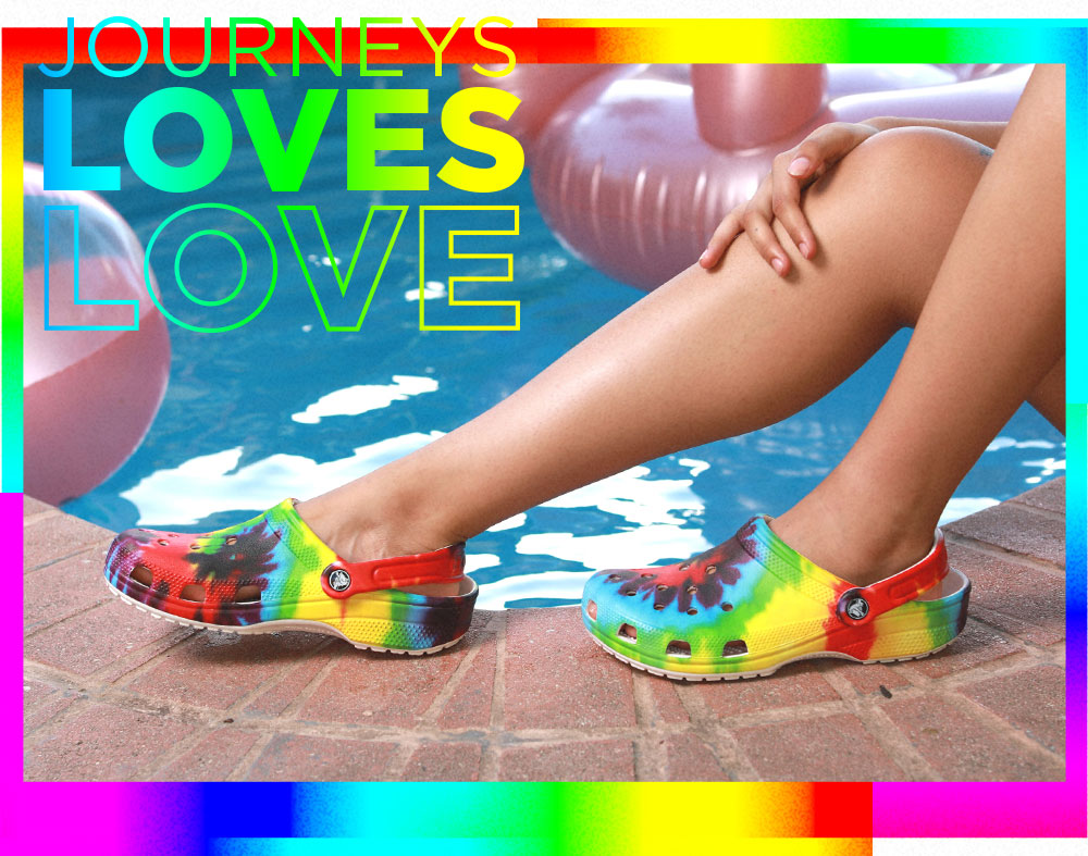 Shop the Rainbow & Brights Collection