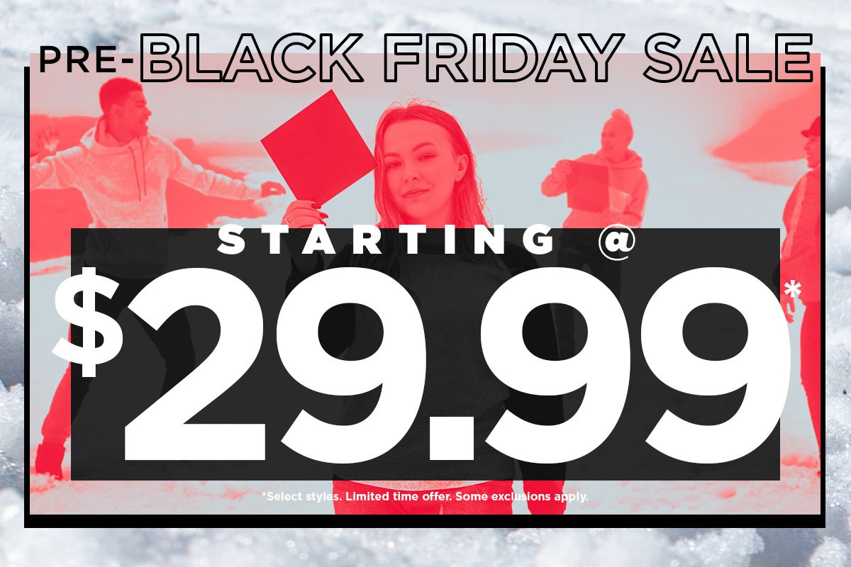 Shop the Pre-Black Friday Sale at Journeys