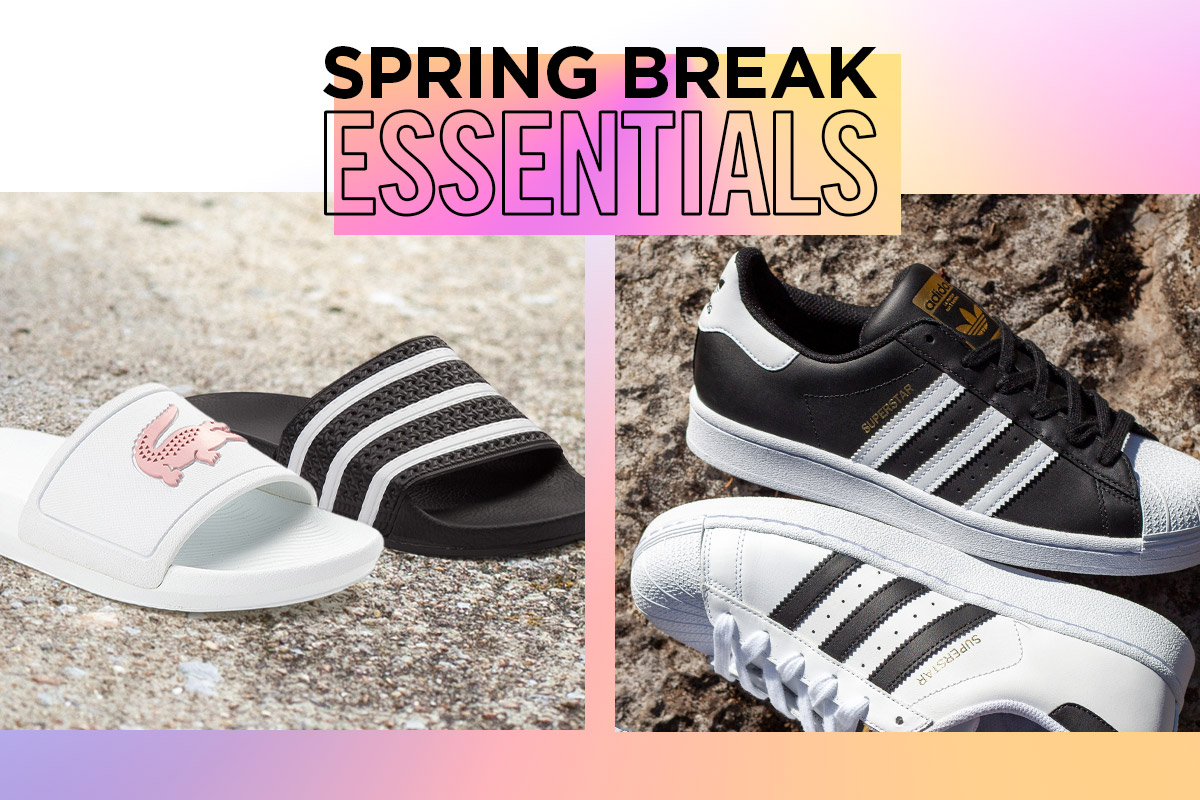 Shop the Spring Break Collection at Journeys