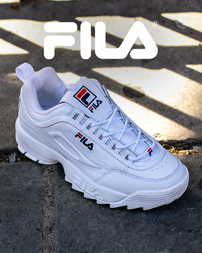 Shop Fila shoes and accessories at Journeys