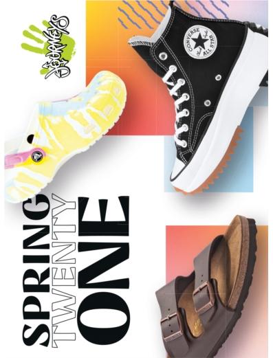 View 2021 Spring Catalog
