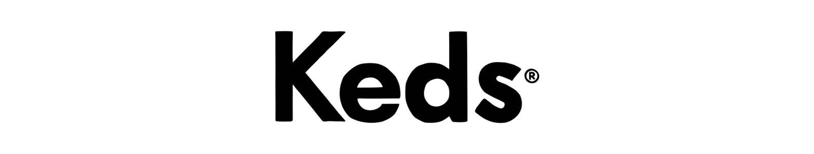 Keds brand header image