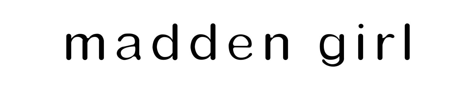 Madden Girl brand header image