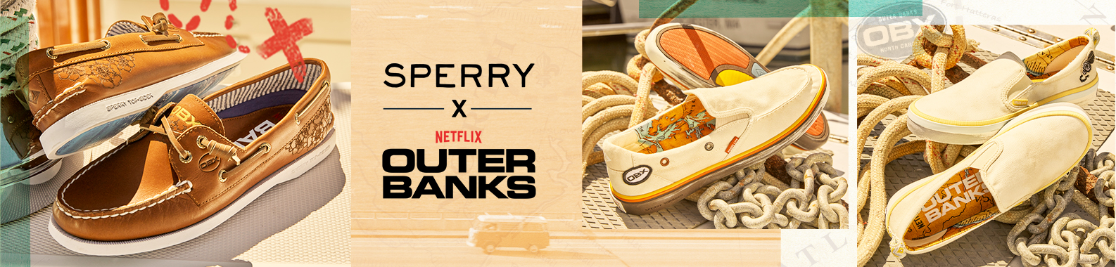 Sperry Top-Sider brand header image