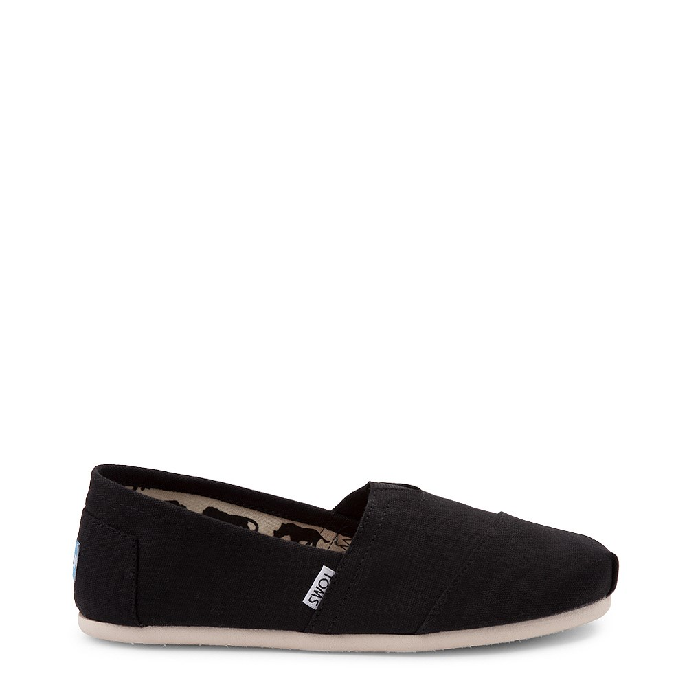 cf8c69f67a Mens TOMS Classic Slip On Casual Shoe | JourneysCanada
