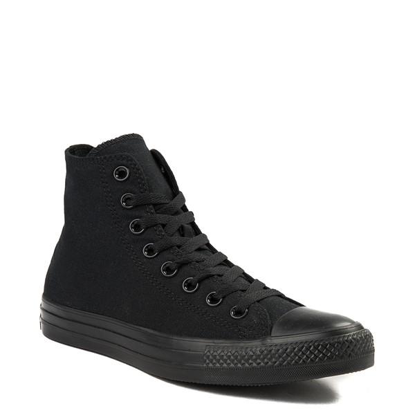 alternate image alternate view Converse Chuck Taylor All Star Hi Sneaker - Black MonochromeALT1B