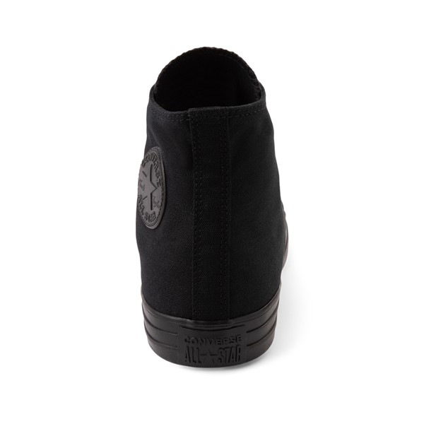 alternate image alternate view Converse Chuck Taylor All Star Hi Sneaker - Black MonochromeALT4