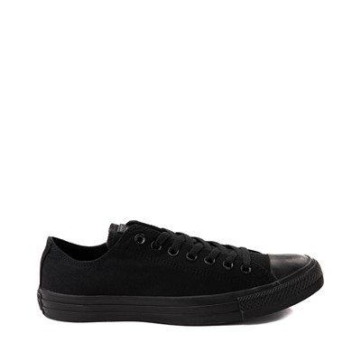 Main view of Converse Chuck Taylor All Star Lo Sneaker - Black Monochrome