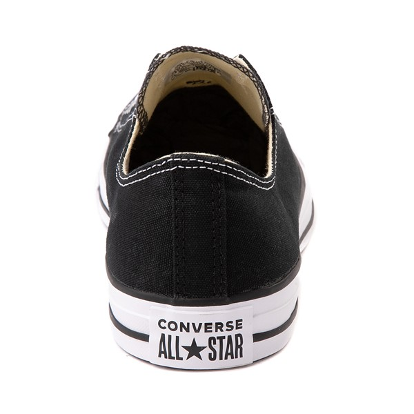 alternate image alternate view Converse Chuck Taylor All Star Lo Sneaker - BlackALT4