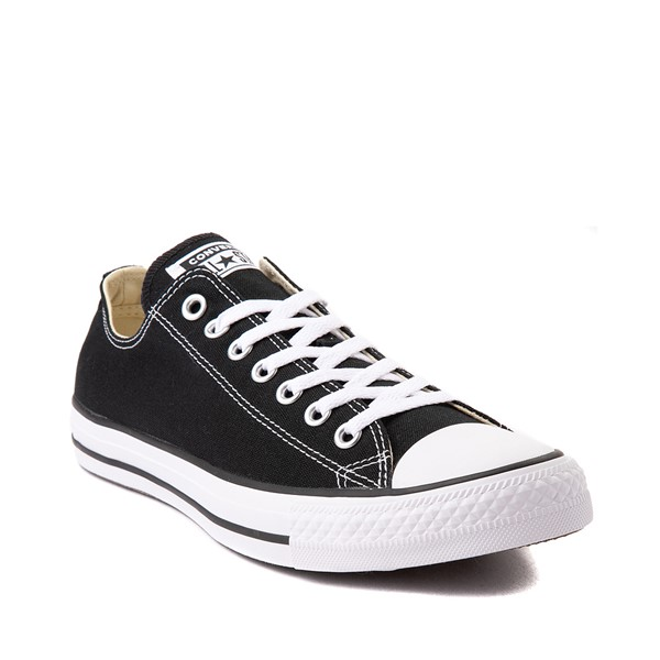 alternate image alternate view Converse Chuck Taylor All Star Lo Sneaker - BlackALT5