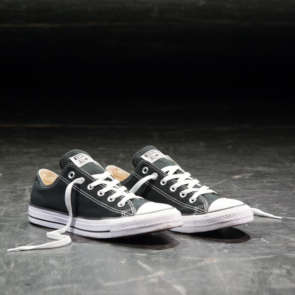 alternate image alternate view Converse Chuck Taylor All Star Lo Sneaker - BlackALT7