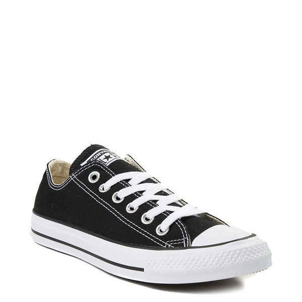 alternate image alternate view Converse Chuck Taylor All Star Lo Sneaker - BlackALT1
