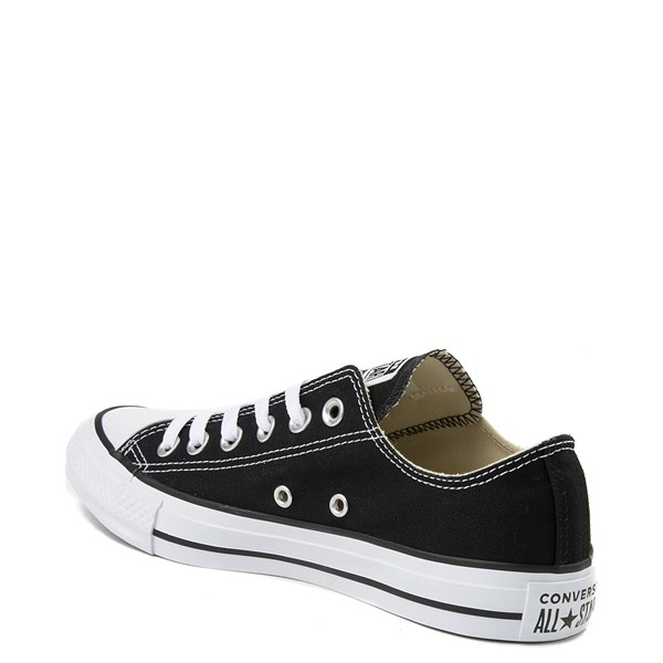 alternate image alternate view Converse Chuck Taylor All Star Lo Sneaker - BlackALT2
