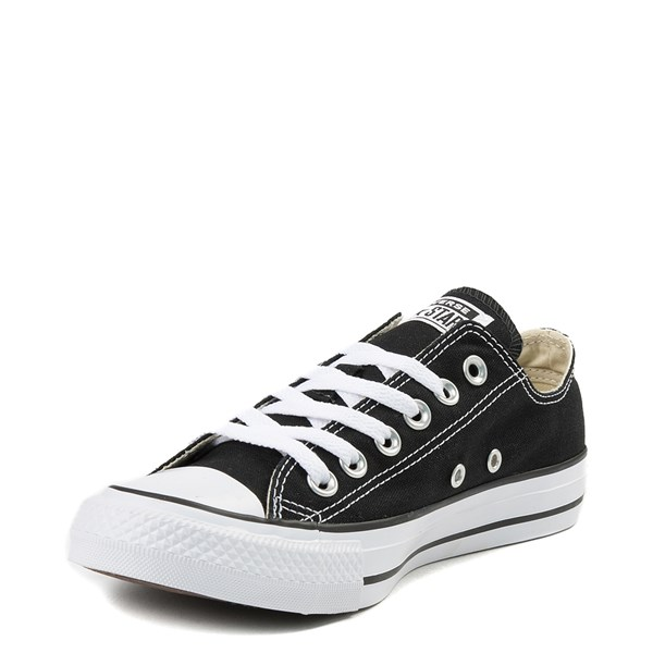alternate image alternate view Converse Chuck Taylor All Star Lo Sneaker - BlackALT3