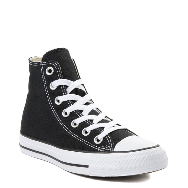 alternate image alternate view Converse Chuck Taylor All Star Hi Sneaker - BlackALT1D