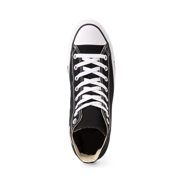 alternate image alternate view Converse Chuck Taylor All Star Hi Sneaker - BlackALT2
