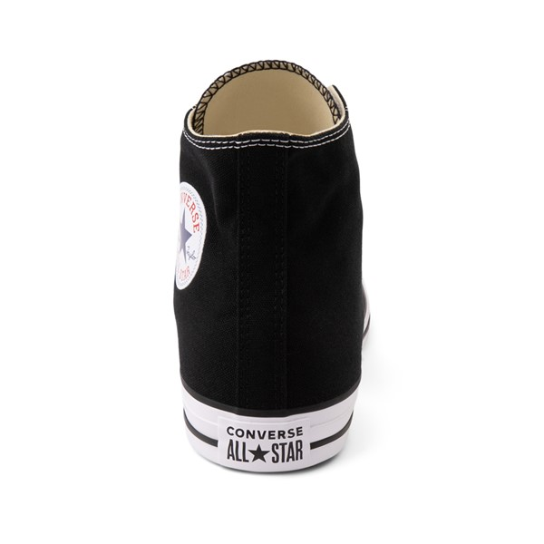 alternate image alternate view Converse Chuck Taylor All Star Hi Sneaker - BlackALT4