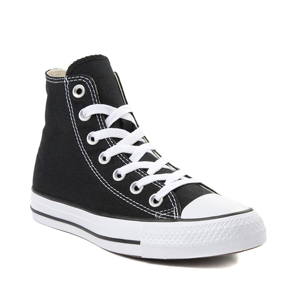 alternate image alternate view Converse Chuck Taylor All Star Hi Sneaker - BlackALT5