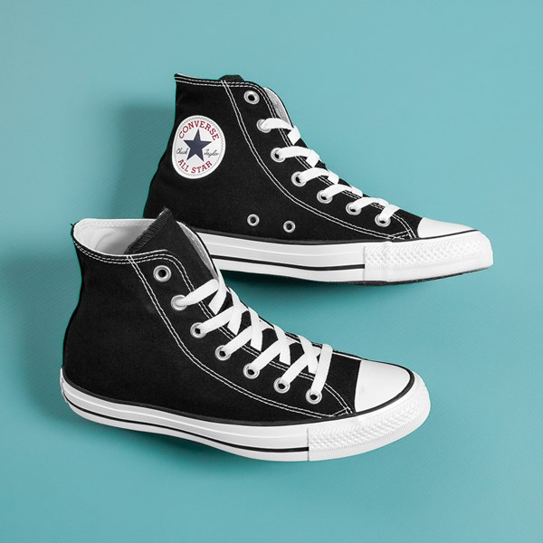 alternate image alternate view Converse Chuck Taylor All Star Hi SneakerC-HERO1