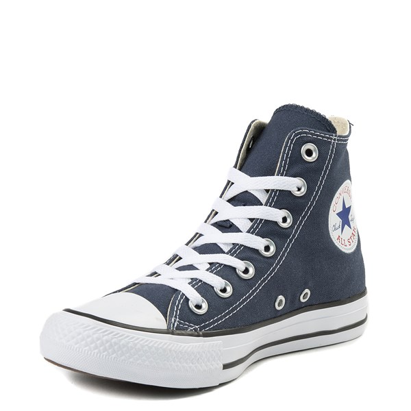 alternate image alternate view Converse Chuck Taylor All Star Hi Sneaker - NavyALT3