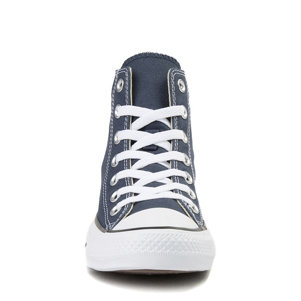 alternate image alternate view Converse Chuck Taylor All Star Hi Sneaker - NavyALT4