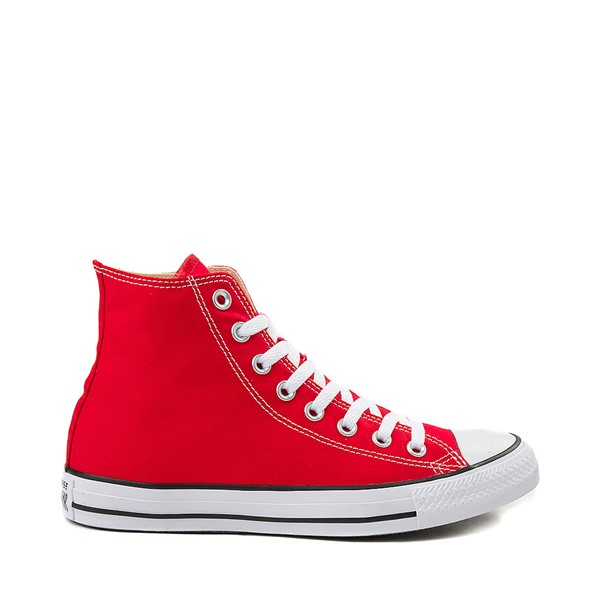 Main view of Converse Chuck Taylor All Star Hi Sneaker - Red