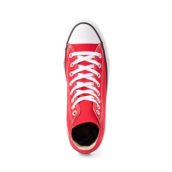 alternate image alternate view Converse Chuck Taylor All Star Hi Sneaker - RedALT2