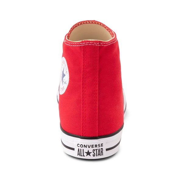 alternate image alternate view Converse Chuck Taylor All Star Hi Sneaker - RedALT4