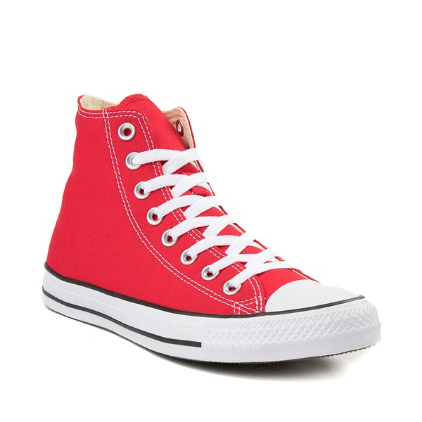 alternate image alternate view Converse Chuck Taylor All Star Hi Sneaker - RedALT5