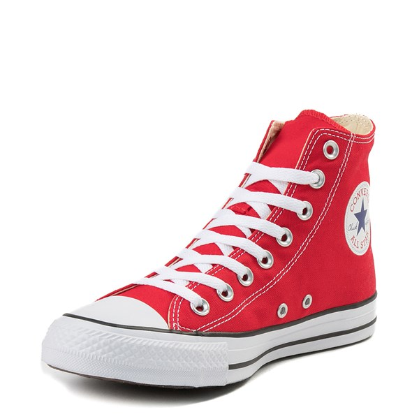 alternate image alternate view Converse Chuck Taylor All Star Hi Sneaker - RedALT3