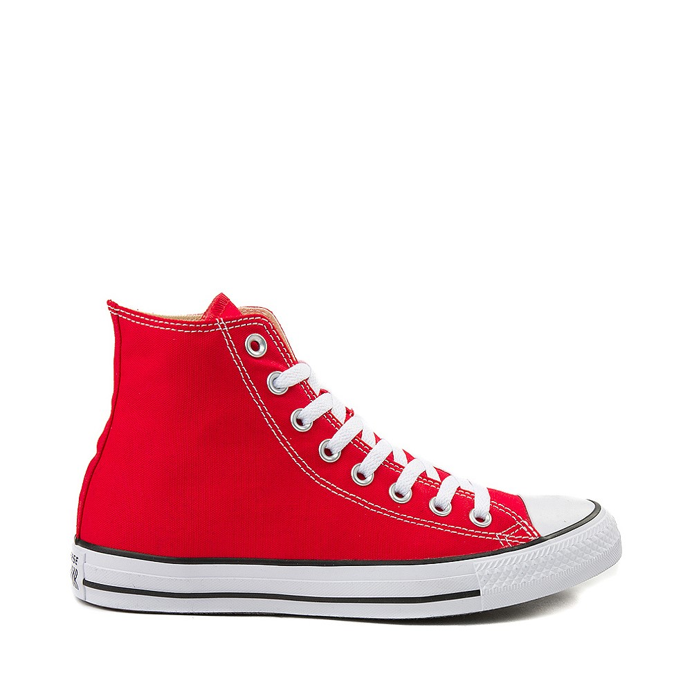 Converse Chuck Taylor All Star Hi Sneaker - Red