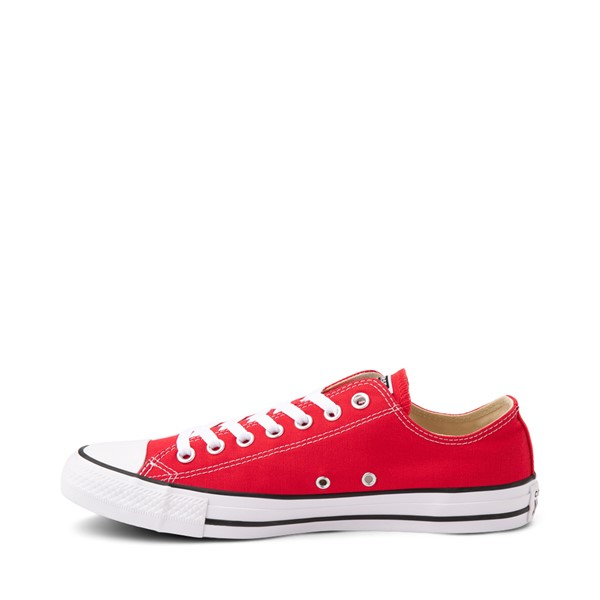 alternate image alternate view Converse Chuck Taylor All Star Lo Sneaker - RedALT1