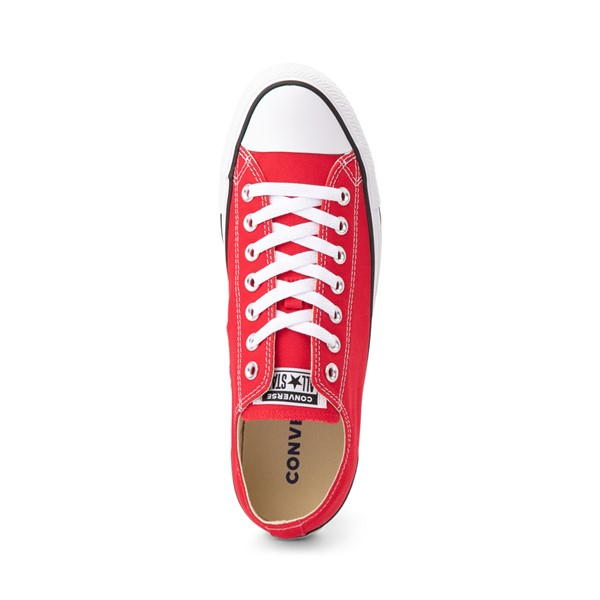 alternate image alternate view Converse Chuck Taylor All Star Lo Sneaker - RedALT2