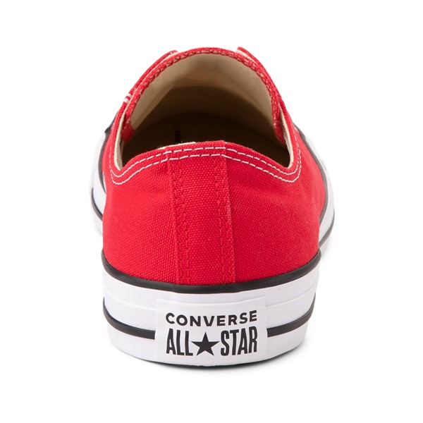 alternate image alternate view Converse Chuck Taylor All Star Lo Sneaker - RedALT4