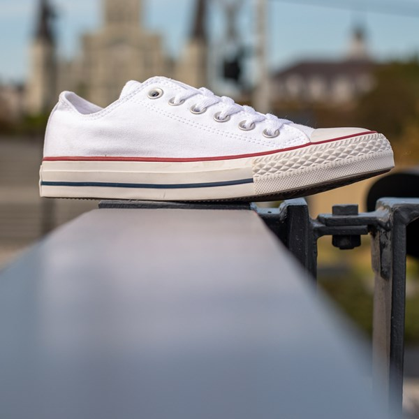 alternate image alternate view Converse Chuck Taylor All Star Lo Sneaker - Optical WhiteALT1C