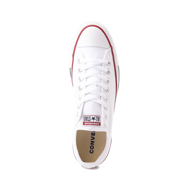 alternate image alternate view Converse Chuck Taylor All Star Lo Sneaker - Optical WhiteALT2