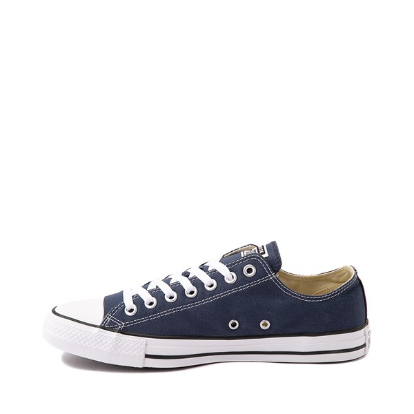 alternate image alternate view Converse Chuck Taylor All Star Lo Sneaker - NavyALT1