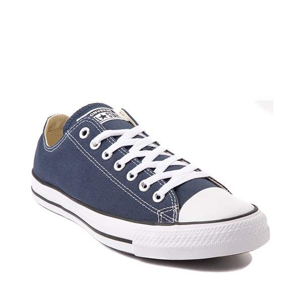 alternate image alternate view Converse Chuck Taylor All Star Lo Sneaker - NavyALT5
