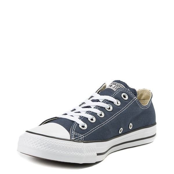 alternate image alternate view Converse Chuck Taylor All Star Lo Sneaker - NavyALT3