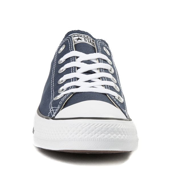 alternate image alternate view Converse Chuck Taylor All Star Lo Sneaker - NavyALT4