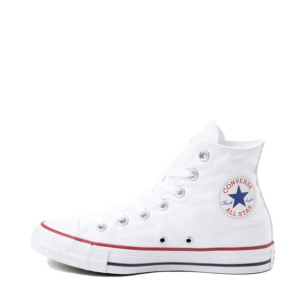 alternate image alternate view Converse Chuck Taylor All Star Hi Sneaker - Optical WhiteALT1