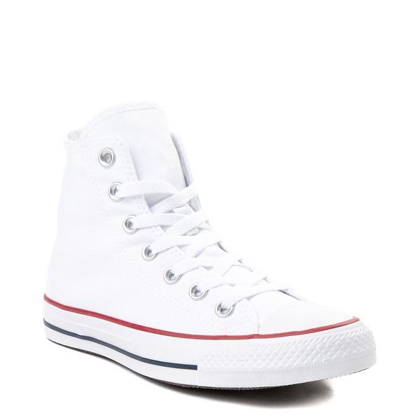 alternate image alternate view Converse Chuck Taylor All Star Hi Sneaker - Optical WhiteALT1C