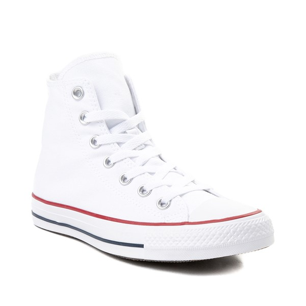 alternate image alternate view Converse Chuck Taylor All Star Hi Sneaker - Optical WhiteALT5