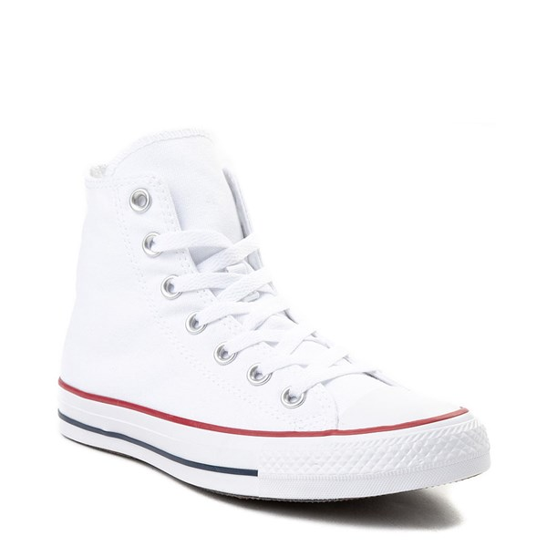 alternate image alternate view Converse Chuck Taylor All Star Hi Sneaker - Optical WhiteALT1B
