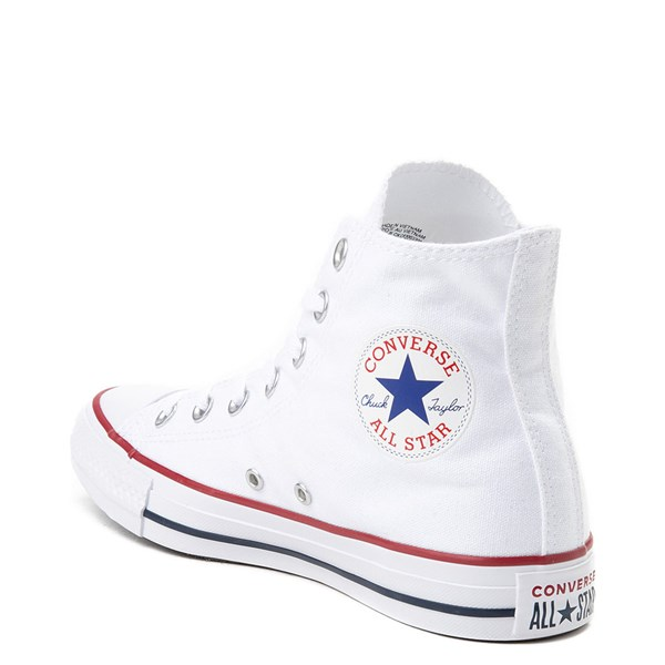 alternate image alternate view Converse Chuck Taylor All Star Hi Sneaker - Optical WhiteALT2