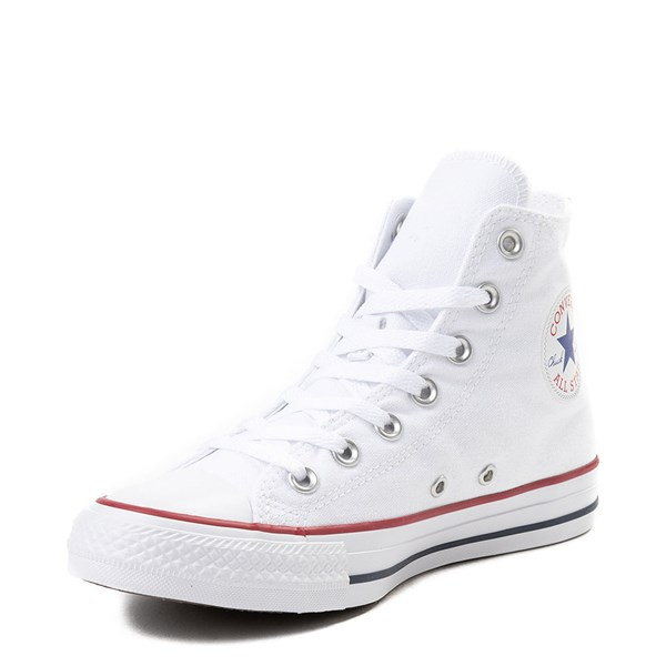 alternate image alternate view Converse Chuck Taylor All Star Hi Sneaker - Optical WhiteALT3