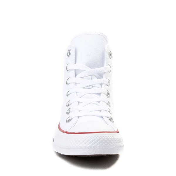 alternate image alternate view Converse Chuck Taylor All Star Hi Sneaker - Optical WhiteALT4