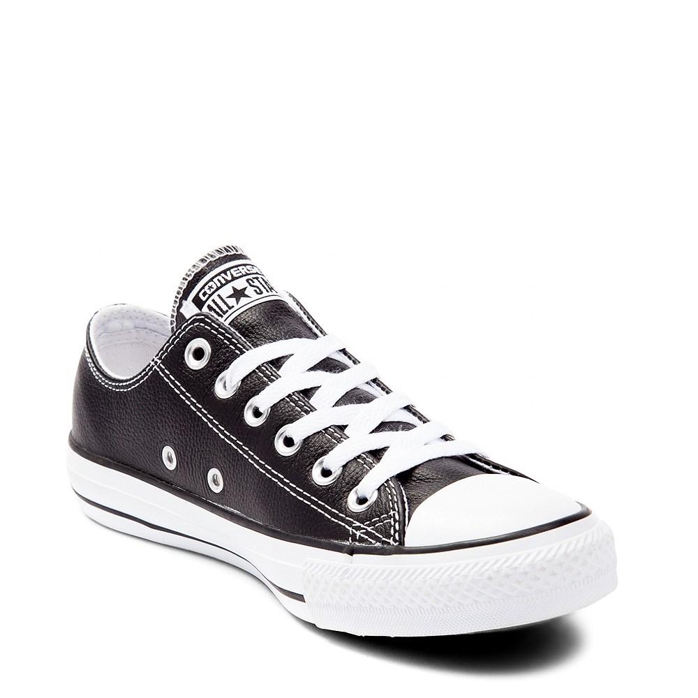 e5f282b3461f33 Converse Chuck Taylor All Star Lo Leather Sneaker