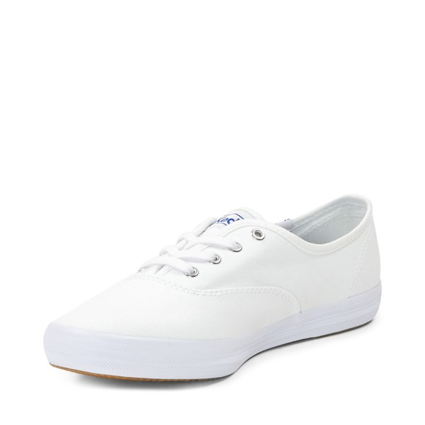 alternate image alternate view Womens Keds Champion Basic Casual Shoe - WhiteALT2