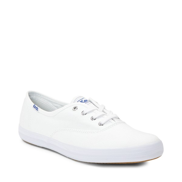 alternate image alternate view Womens Keds Champion Basic Casual Shoe - WhiteALT5